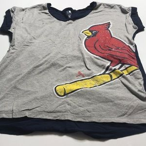 Women's Saint Louis Cardinals Shirt Size Medium ♥️